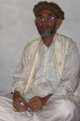 مرحوم سید خلیل کی ایک یادگار تصویر